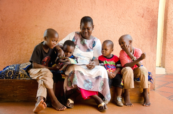 Über die SOS-Kinderdörfer weltweit